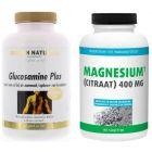 Golden naturals glucosamine Plus