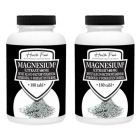 Health Food Magnesium Citraat 400mg 2x180 tabletten (= dagdosering per 2 tabletten)