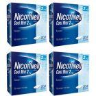 Nicotinell Cool Mint 2 mg 4-pak 4x204 kauwgom (816 kauwgom)