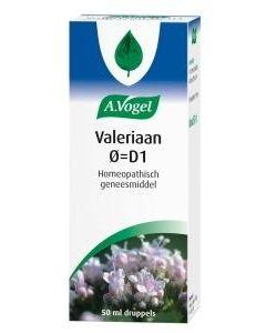 Valeriaan oer = D1 UAD