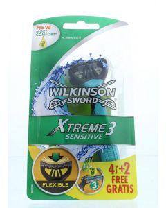Xtreme III sensitive 4 + 2