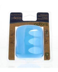 Flesbeschermer blauw 150 ml brede hals