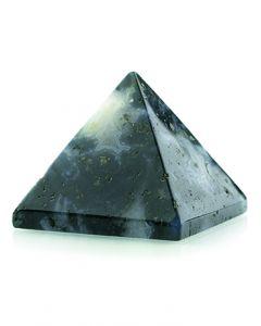 Ruben Robijn Piramide 30 mm agaat mos 1st