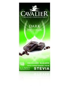 Chocolade dark 85% gezoet met stevia