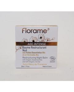 Florame Age intense nachtcreme bio 50ml