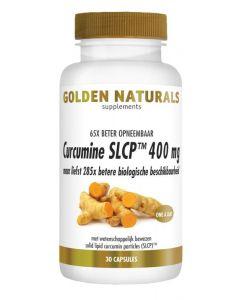 Golden Naturals curcumine slcp 400mg 30ca