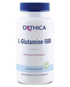 L-Glutamine 500