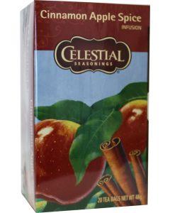 Cinnamon apple spice herbal tea