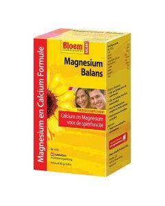 Bloem Magnesium Balans 60 tabletten