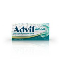 Advil liquid caps 200 10 capsules