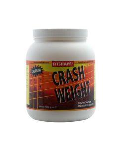 Crash weight aardbei