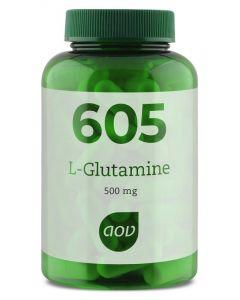 605 L-Glutamine 500 mg