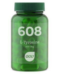 608 L-Tyrosine 500 mg