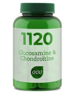 AOV 1120 Glucosamine & Chondroitine 60 capsules
