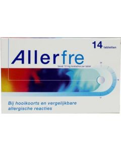 Allerfre 10 mg