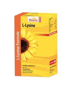 L-Lysine extra forte lipblaasjes