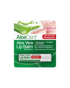 Aloe dent aloe vera lippenbalsem stick