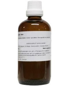 Rhus toxicodendron D8