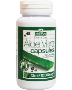 Aloe Pura Aloe vera capsules 90 capsules