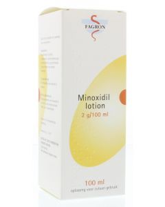 Minoxidil lotion 2%