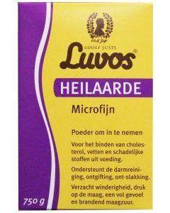 Heilaarde microfijn poeder