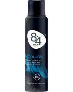 Deodorant spray men markant