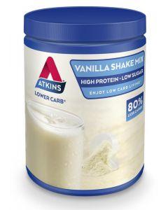 Atkins Shake mix vanilla 370g