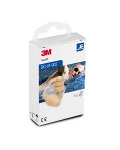 3M Oordopjes water/geluid herbruikbaar 1paar