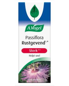 Passiflora extra sterk rust