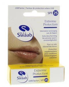 Dr Swaab Lippenbalsem extreme protection blister 4.8g
