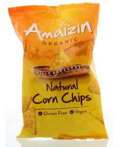 Corn chips natural bio
