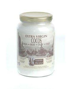 Kokosolie bio