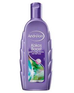 Andrelon Shampoo kokos boost 300 ml