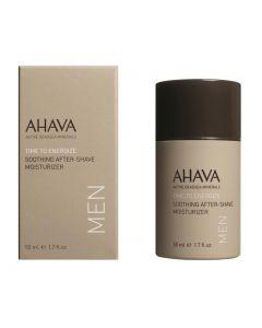 Soothing after shave moisturizer men