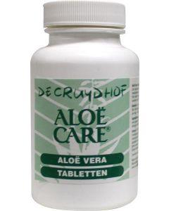 Aloe vera tabletten