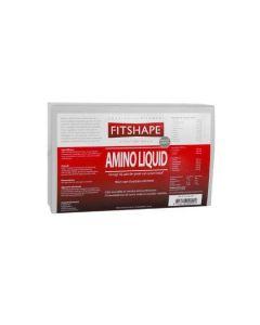 Fitshape Amino liquid 25 ml 20 ampullen