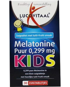 Melatonine kids puur 0.299 mg