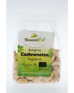 Bountiful Cashewnoten bio 150 gram