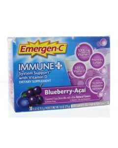 Bophar Emergen-C immune+ zwarte bes 30sach