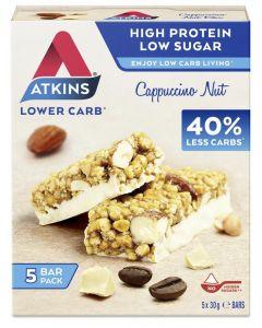 Atkins Day break capuccino nut reep 30 gram 5x30g
