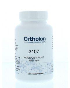 Ortholon Pro Rode gist rijst Q10 120vc