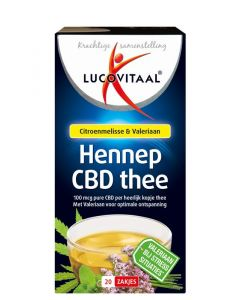 Hennep CBD thee