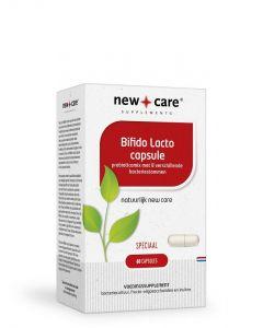 New Care Bifido lacto capsules 60ca