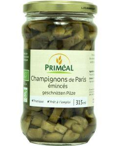 Champignon schijfjes