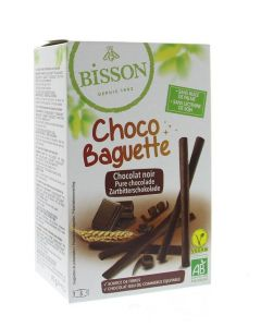 Bisson Baguettes chocolade 120g