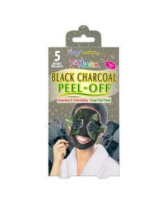 Montagne 7th Heaven black charcoal peel-off multipack 5st