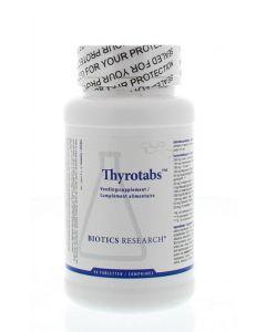 Biotics Thyrotabs 90tb