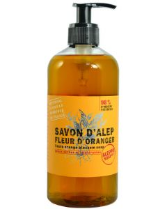 Aleppo Soap Co Aleppo sinaasappelzeep pomp 500ml