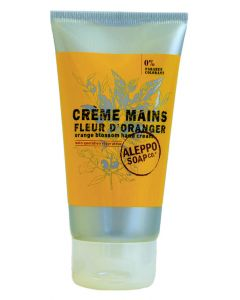Aleppo Soap Co Aleppo handcreme sinaasappelbloesem 75ml