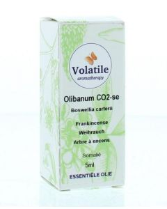 Volatile Olibanum wierook C02-SE 5ml